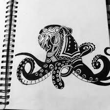 Small Picture kraken tumblr sketch Google Search octo Pinterest Kraken