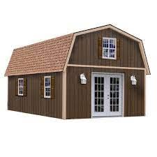 best barns richmond 16 ft x 32 ft
