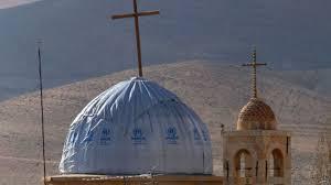 Resultado de imagen de iglesias cristianas en Siria