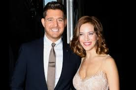 Michael Buble Luisana Lopilato Name Daughter Daughter Vida