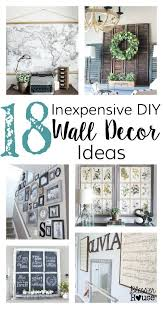 inexpensive kitchen wall decorating ideas. Great DIY Fixer Upper Inspired Wall Decor Ideas! Inexpensive Kitchen Decorating Ideas N