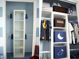 hanging closet organizer ideas. Perfect Ideas 9 Storage Ideas For Small Closets  Having Rods At Different Heights  Allows You Hang Throughout Hanging Closet Organizer K