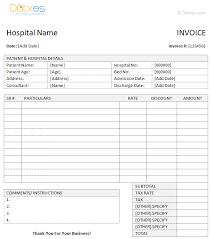 Medical Billing Statement Forms 28 Images Of Simple Medical Billing