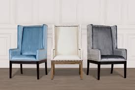 blue velvet dining chairs. Blue Velvet Dining Chairs