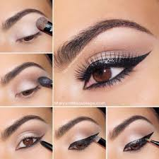 new makeup with beautiful eye makeup tutorial with cat eyes how to do cat eye