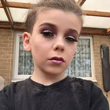 jack s breaking point was when he posted a makeup tutorial to facebook