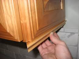 Under Cabinet Molding Lower Cabinet Molding Question