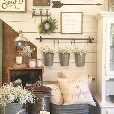 weathervane buckets pillows and washtubs