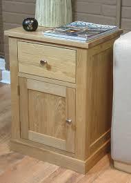 picture mobel oak. Mobel Oak 1 Door, Drawer Lamp Table Picture