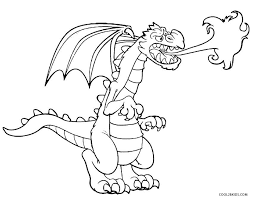 Dragon Coloring Pages For Adults To Download And Print Free Inside 7