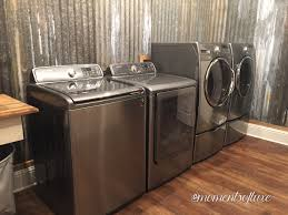Washer And Dryer In Kitchen Laundry Room Series 2 Of 13 Double Washer And Dryer Yes Please