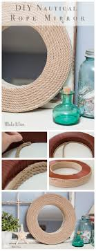 Nautical Decor Best 25 Nautical Craft Ideas On Pinterest Anchor Crafts Beach