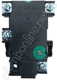 robertshaw hot water thermostat wiring diagram robertshaw robertshaw st1205134 st 12 80k surface mount hot water thermostat on robertshaw hot water thermostat wiring
