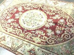 qvc royal palace rugs area rugs royal palace area rugs 6 x 9 rust beige french oriental rug wool royal palace rugs site qvc com