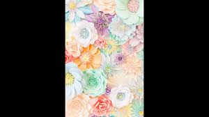 Paper Flower Backdrop Rental Paper Flowers Backdrop Hire Rental London Perfabulous