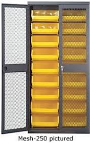 metal storage cabinet yellow. Security Storage Steel Cabinets With Mesh Doors Metal Cabinet Yellow
