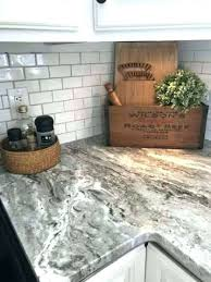 Granite With Backsplash Enchanting Taupe Subway Tile White With Grout Best Of Fantasy Brown Granite