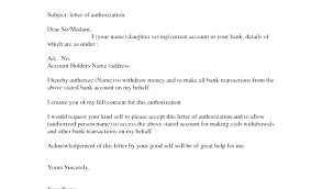 Authorization Letter Template For Visa New Inspiration 10 Bank