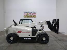 Ingersol Rand Forklift Ingersoll Rand 5000lb Vr 518 Telehandler
