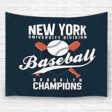 yilinger tapestry baseball new york