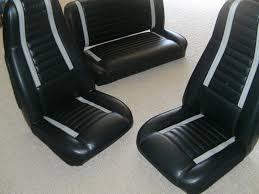 amc oem jeep cj laredo blk seat seat low mile amazing us 1 850 00