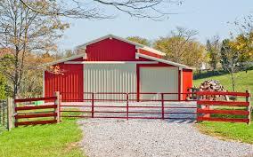 Horse Barn Designs Photos Metal Horse Barn Kits Prefab Stables Gensteel