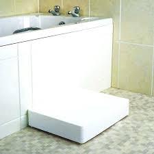 bathtub steps with handrail adjule step stool low s bathtub steps with handrail