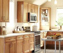 maple shaker kitchen cabinets cabinet doors home depot fresh best style full size