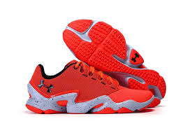 under armour shoes red and white. mens under armour shoes:ua phenom proto training shoes orange white black red and