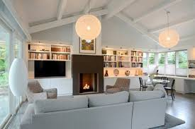 lighting in vaulted ceilings. vaultedceilinglightingideaspendantlightingwhiteliving lighting in vaulted ceilings l