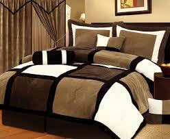 beige and black comforter sets 127 best bedding linens etc images on intended for brown idea