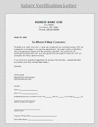 Employment Verification Letter Archives 150 Payslip Templates