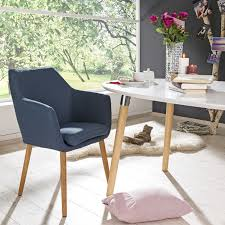 Stuhl Petrulli Hellgrau 4 Fuß Stühle Stühle