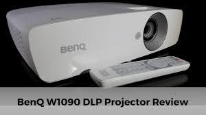 <b>BenQ W1090</b> Single-chip 1080p DLP Projector Review - YouTube