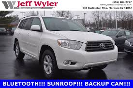 Used 2010 Toyota Highlander For Sale | Springfield OH