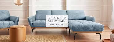 Guido Maria Kretschmer Homeliving Ecksofa Palíc