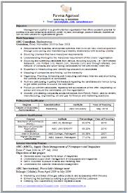 mba marketing resume sample Career, Page 7