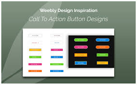 Button Design Weebly Design Inspiration Call To Action Button Designs