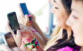 Smartphones = escape instruments