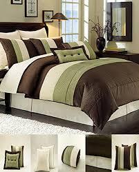 beige king size bedding 104