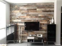 Peel-And-Stick Wood Panels Provide An Instant Reclaimed Look