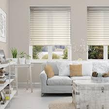 antique white 64mm slat white blinds living room t60 white