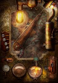 steampunk victorian fuse box digital art by mike savad hdr digital art steampunk victorian fuse box by mike savad