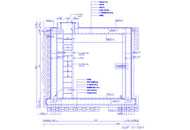 Water Tank Design Autocad Structure Drawing Of Water Tank Design Cad File