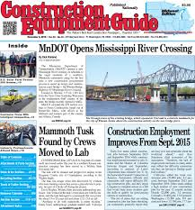 midwest 01 2016 by construction equipment guide issuu midwest 23 5 2016
