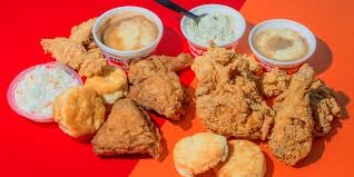 we tried kfc and its biggest fried en peor and the winner is clear