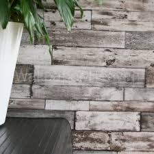 Science Wallpaper Bedroom Rustic Planks Wood Effect Wallpaper In Brown Grey And Beige Full