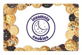 Ship Gift Cards | Insomnia Cookies
