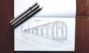 Minimise Led Lighting The London Tube How A Small Design Change Can Minimise