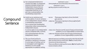 sentence structures and vocabulary for cause and effect essay simple sentence 6